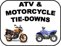 atv & motorcycle tie downs