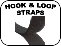 hook and loop straps