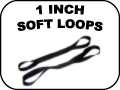 1 INCH MOTORCYCLE SOFT LOOPS